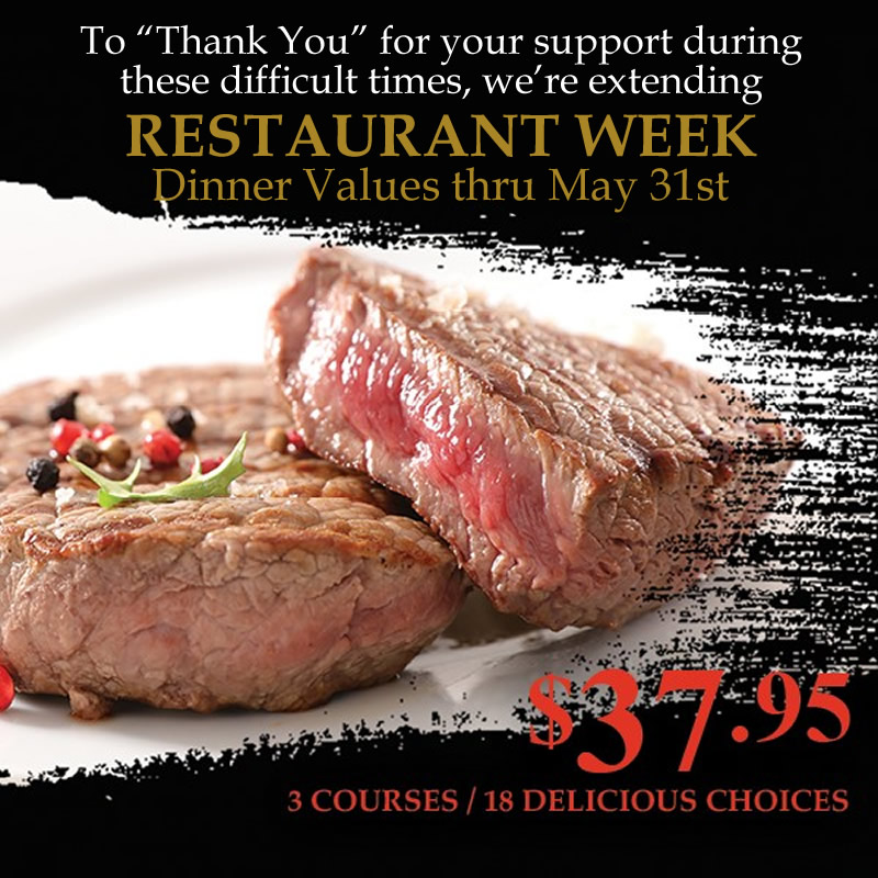 Restaurant Week at Capriccios